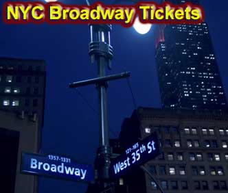 New York City Broadway Tickets
